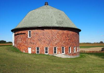 Round Barns in the Area